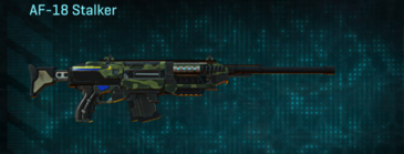 Amerish forest scout rifle af-18 stalker