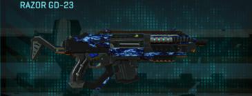 Nc digital carbine razor gd-23