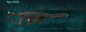 Amerish brush sniper rifle nyx vx31