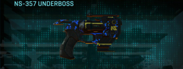 Nc loyal soldier pistol ns-357 underboss