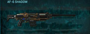 Indar rock scout rifle af-6 shadow