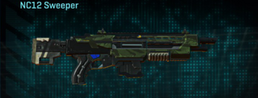 Amerish forest v2 shotgun nc12 sweeper