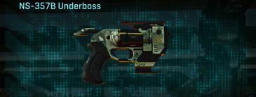 Amerish brush pistol ns-357b underboss