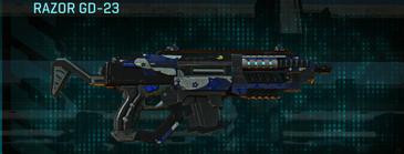 Nc patriot carbine razor gd-23