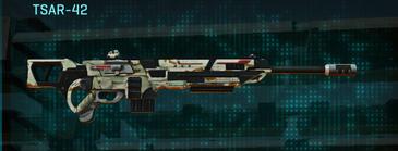 California scrub sniper rifle tsar-42