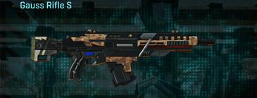 Indar canyons v1 assault rifle gauss rifle s