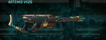 Indar scrub scout rifle artemis vx26