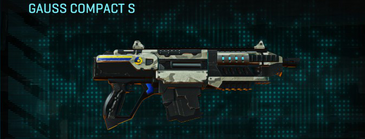 Indar dry ocean carbine gauss compact s