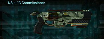 Amerish brush pistol ns-44g commissioner