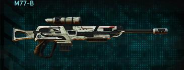 Indar dry ocean sniper rifle m77-b