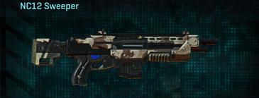 Desert scrub v2 shotgun nc12 sweeper
