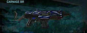 Nc zebra assault rifle carnage br
