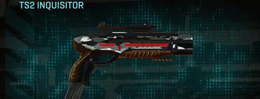 Indar dry brush pistol ts2 inquisitor