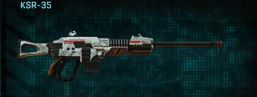 Rocky tundra sniper rifle ksr-35