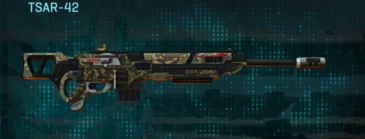 Indar highlands v1 sniper rifle tsar-42