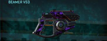 Vs digital pistol beamer vs3