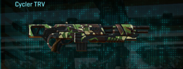 African forest assault rifle cycler-trv