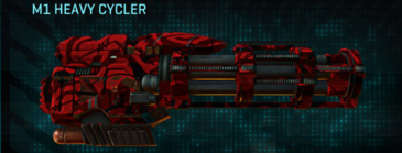 Tr alpha squad max m1 heavy cycler