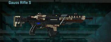Desert scrub v2 assault rifle gauss rifle s