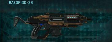 Indar rock carbine razor gd-23