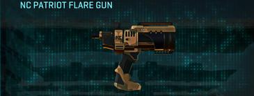 Indar rock pistol nc patriot flare gun