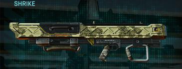 Palm rocket launcher shrike