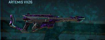 Vs digital scout rifle artemis vx26