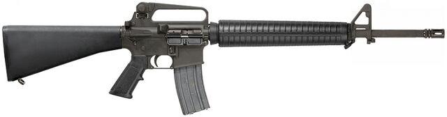 File:M16A2 Rifle.jpg