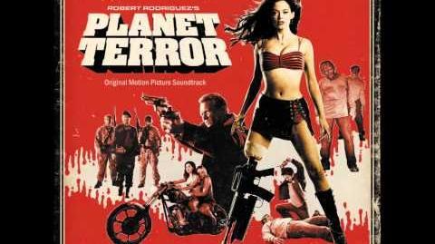 Planet Terror OST-Cherry Darling - Robert Rodriguez