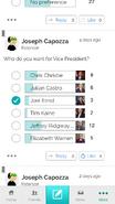 VP poll