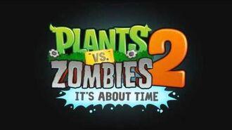 Plants Vs Zombies 2 Music - Dr. ZomBoss (Far Future) Intro ☿ HD ☿