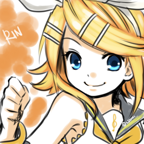 File:Doodle rin kagamine by najwah namine-d3aohd3.png