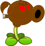 Boot-leg Chocolate Peashooter HD