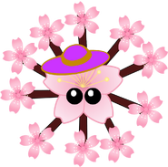 Cherry Blossom Costume2