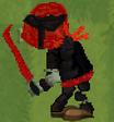 Swordbearer on Lawn