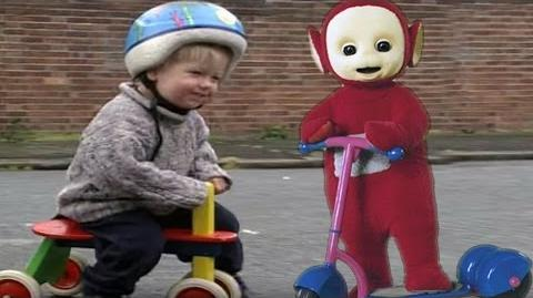 Teletubbies - First Ever e- Ned's Bicycle -Teletubbies20