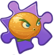 Citron Puzzle Piece