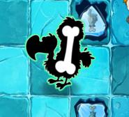 Zombi Dodo Eletrocutado
