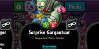 Surprise Gargantuar/Gallery