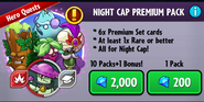 NightcapPremiumPack