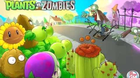Plants Vs Zombies Zombotany Beta Music