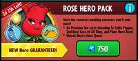 RoseHeroPackPvZH