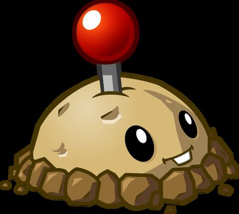 File:Potato Mine HD.png