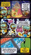 Impfinity's Wild Ride new first comic strip