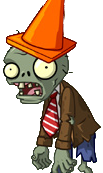 File:Conehead Zombie HD.png