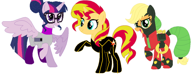 File:Sunsetshimmerandscitwiponyversions.png
