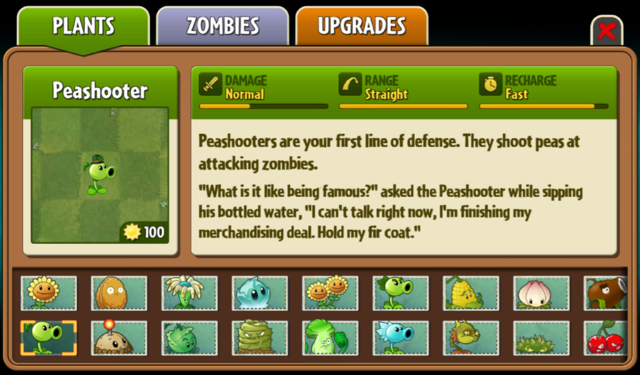 File:Scrapped costume peashooter 1.png