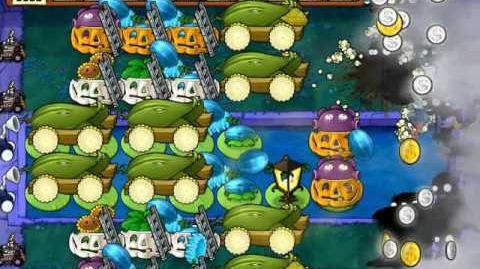 Plants vs Zombies - Survival Fog Endless (SECRET GAME)