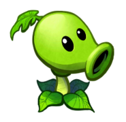 HD Peashooter (PvZH)