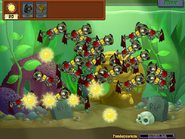A Ton Of Snorkel Zombies